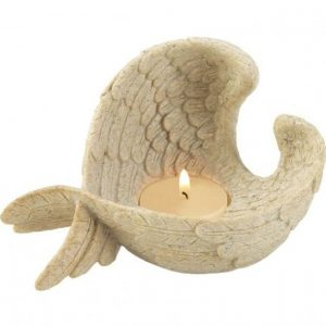 Wings - Candle Holder