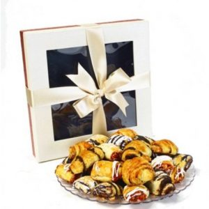 Image of baked good gift.