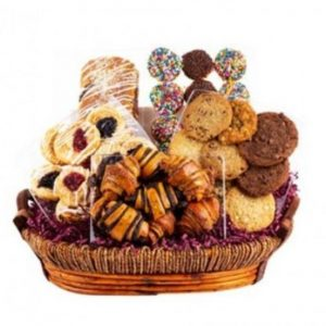 Image of Shiva / cookies gift.