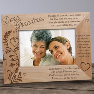 Image of Memorial Picture Frame