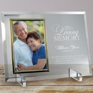 Image of Memorial Frame