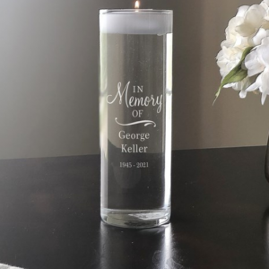 Image of Memorial Candle
