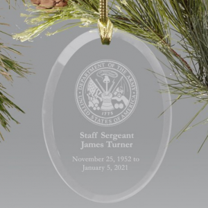Image of military ornament.