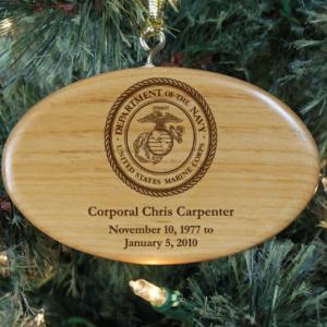 Image of Marine ornament.