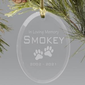 Image of pet memorial.